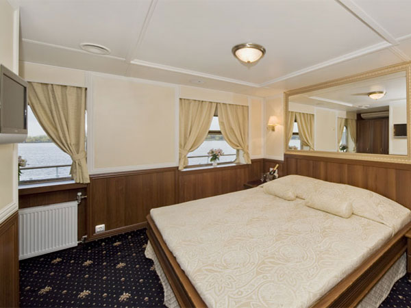 Deluxe Stateroom - Panorama