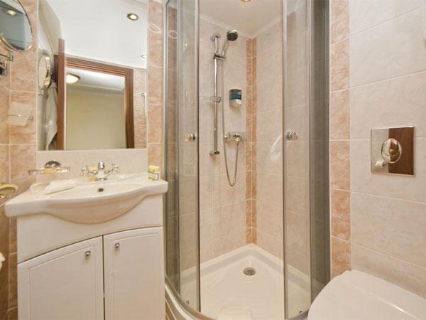 Deluxe Stateroom - Bathroom