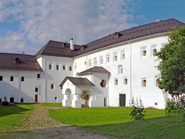 Pskov. Pogankin House.