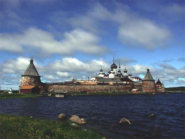Solovki. Solovetsky Monastery
