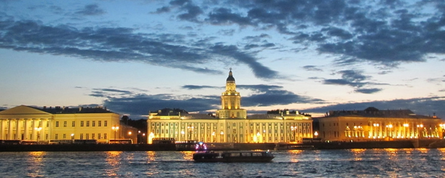 Moscow - St Petersburg, 6 nights/7 days, 2 pax, Friday arrivals 2017