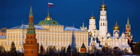Moscow, 3 nights/4 days