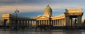 Saint Petersburg, 3 nights/4 days