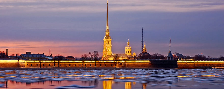 St Petersburg, Low Season Package 2016/2017, 3 nights/4 days