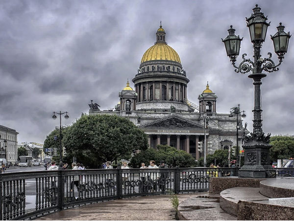 St. Isaac's Cathedral