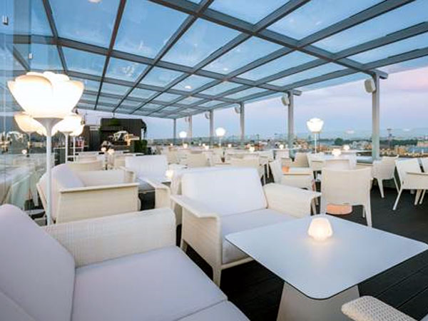 Summer Terrace Opened at Hotel Indigo