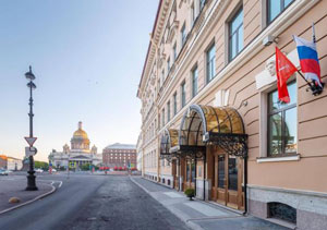 New Lotte Hotel St. Petersburg