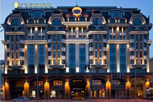 Inter Continental Tverskaya Hotel 5* Moscow