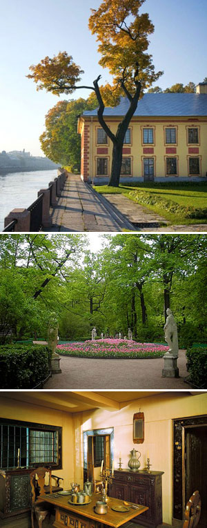 Peter the Great's Summer Palace and Gardens