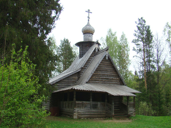 Ethnographic Open-Air Museum Vasilyevo