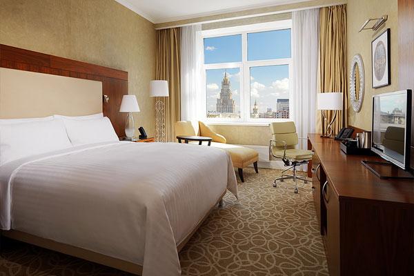 Moscow Marriott Hotel Novy Arbat 4*