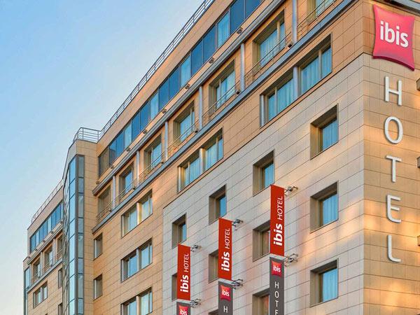 Moscow, Ibis Paveletskaya Hotel 3*