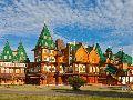 Palace of the Tsar Alexey Mikhailovich, XVII century
