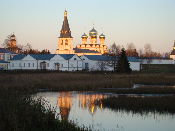 Valday. Iversky Monastery