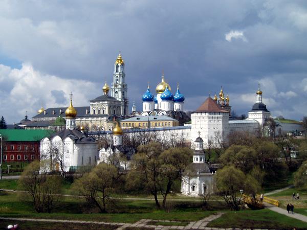 Sergiev-Posad. Sergius-Trinity Monastery
