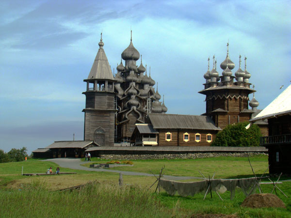 Kizhi. The Transfiguration Church