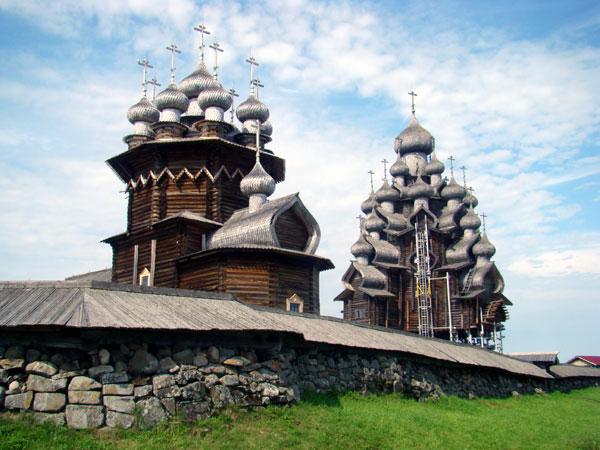 Kizhi. The Transfiguration Church
