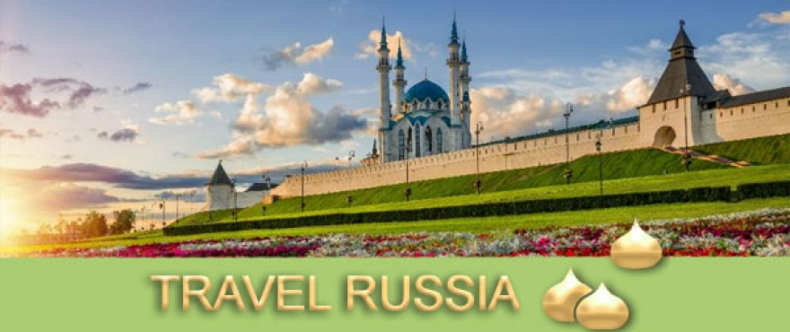 Travel Russia News Special for Middale East/Asia April 2019